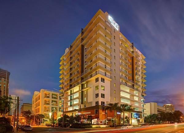 Hotel Aloft Miami - Brickell