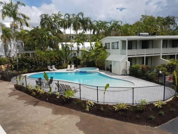 Hotel Beachfront Terraces
