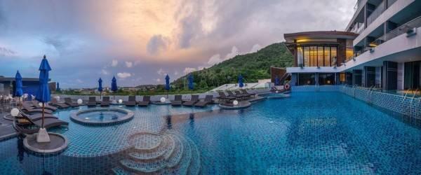 Hotel Phuket Kata Beach The Yama Resort & Spa