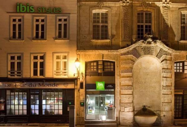 Hotel ibis Styles Amiens Cathédrale
