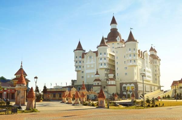 Sochi Park ® Bogatyr Hotel - Includes Sochi Park Tickets