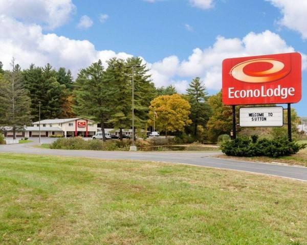 Hotel Econo Lodge Sutton