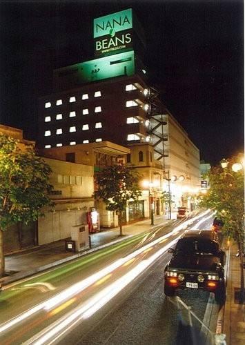 Hotel Stay in Nanokamachi