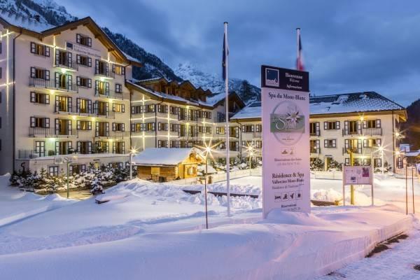 Hotel Residence & SPA Vallorcine Mont-Blanc