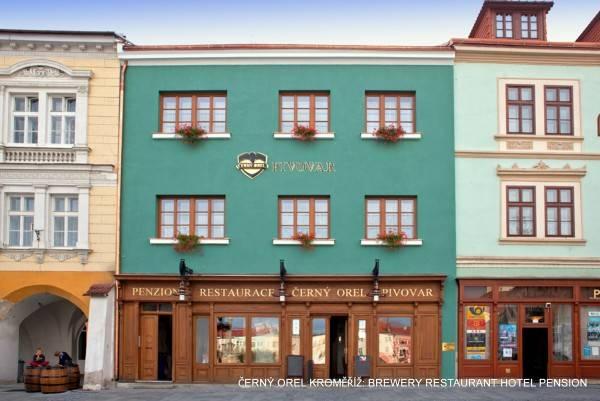 Cerny Orel Hotel&Brewery&Restaurant