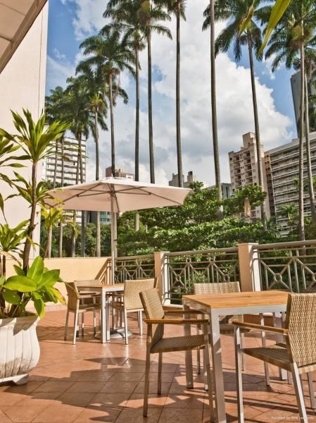 Hotel Royal Palm Tower Carlos Gomes