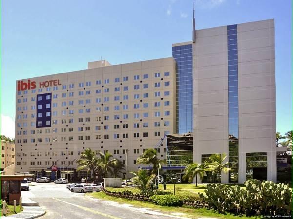 Hotel ibis Salvador Rio Vermelho