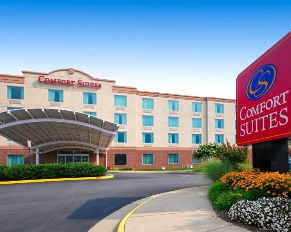 Hotel Comfort Suites Manassas Battlefield Park