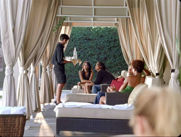Hotel DoubleTree by Hilton Monrovia - Pasadena Area