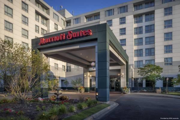 Hotel Chicago Marriott Suites Deerfield
