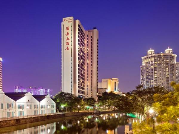 Hotel Four Points by Sheraton Singapore Riverview