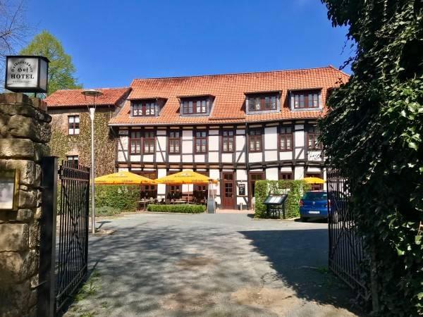 Hotel Halberstädter Hof