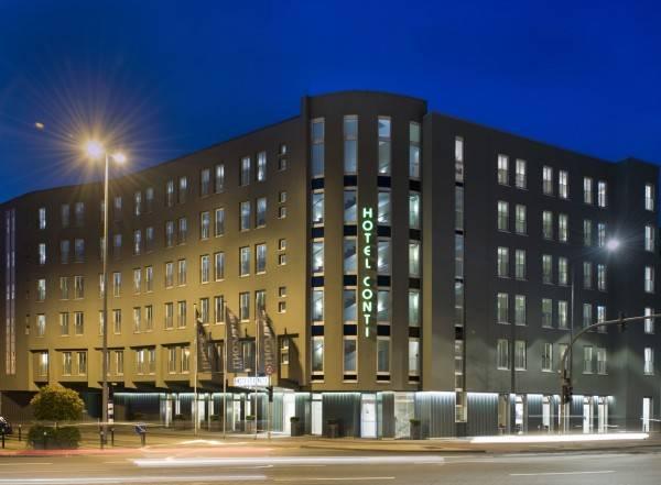 Conti Partner of Sorat Hotels