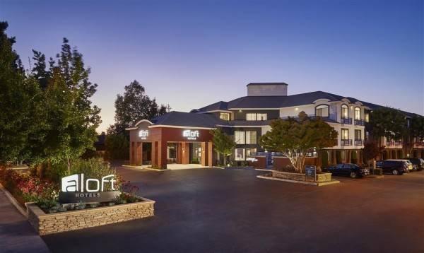 Hotel Aloft San Jose Cupertino