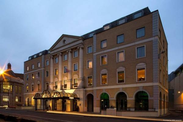 Hotel Hilton Cambridge City Centre