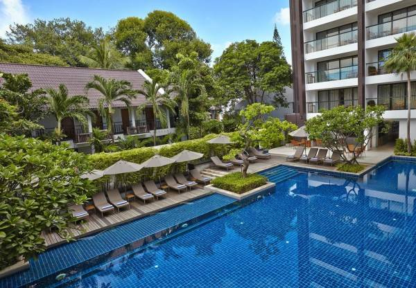 Hotel Woodlands Suites Serviced Residences
