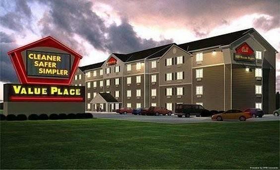 Hotel WoodSpring Suites Louisville Clarksville