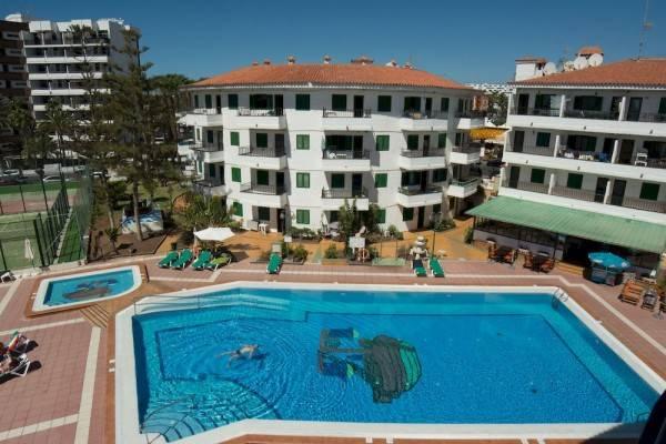 Hotel Apartamentos Las Faluas