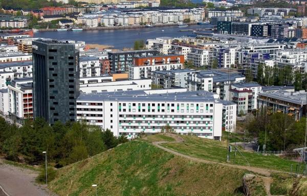 Hotel ApartDirect Hammarby Sjöstad