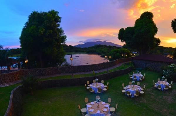 Hotel El Reith Lake Granada Nicaragua