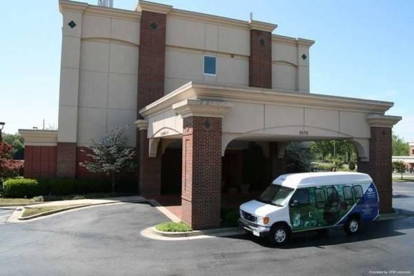 Hampton Inn Memphis-Southwind TN