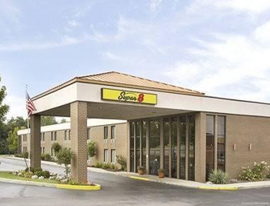 Hotel Super 8 by Wyndham Miamisburg Dayton S Area OH