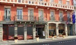 Le Puy-en-Velay Hôtel Bristol The Originals City (ex Inter-Hotel)