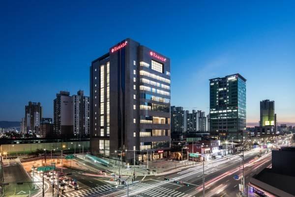 Hotel Ramada Seoul Sindorim