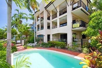Hotel Mediterranean Beachfront Apartments