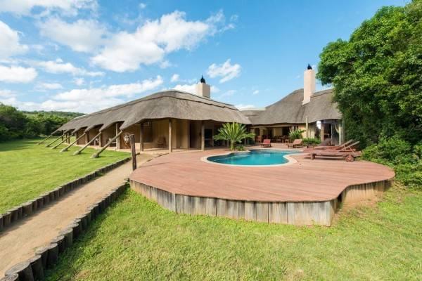 Hotel Premier Resort Mpongo Private Game Reserve
