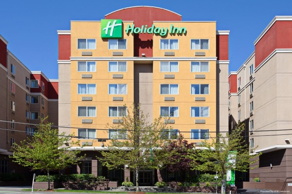 Holiday Inn SEATTLE DOWNTOWN - LAKE UNION