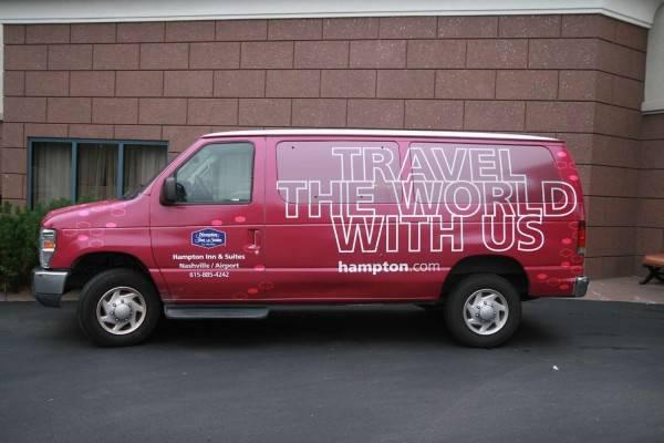 Hampton Inn - Suites Nashville-Airport