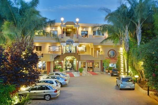 Hotel Villa Simonne
