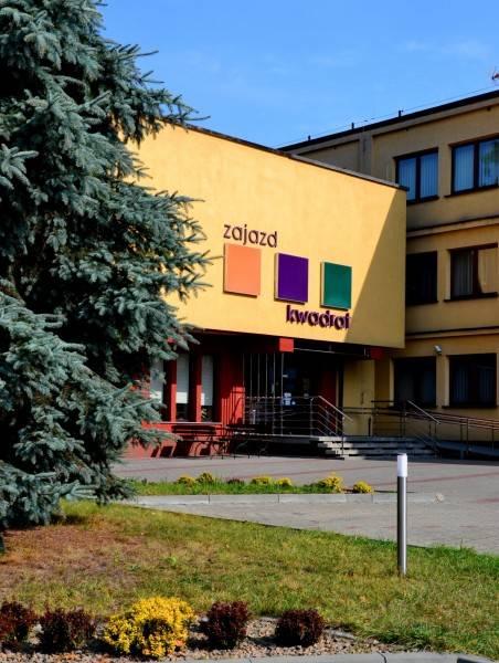 Hotel Zajazd Kwadrat