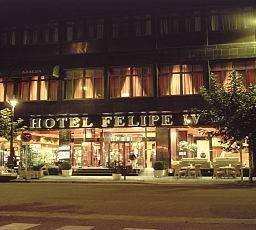 Hotel Sercotel Felipe IV