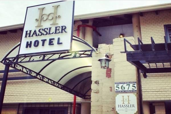 Hassler Hotel Villa Morra