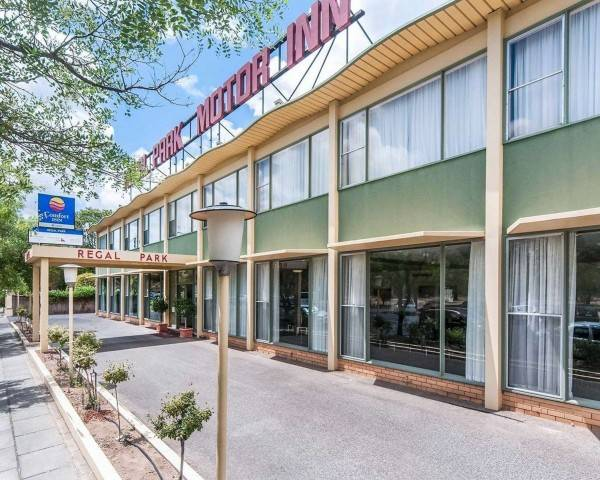 North Adelaide Comfort Inn Regal Park