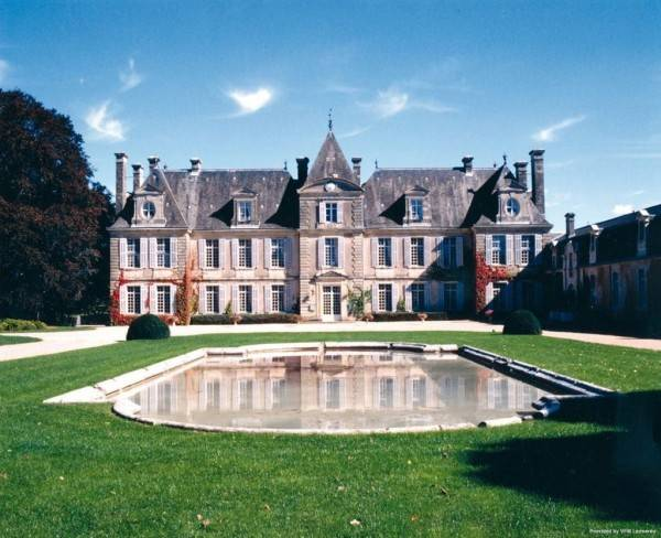 Hotel Chateau de Curzay