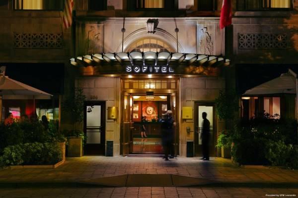 Hotel Sofitel Washington DC Lafayette Square