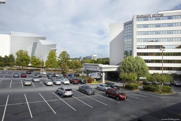 Hotel Embassy Suites by Hilton Atlanta Galleria