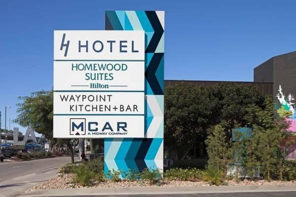 Hotel Homewood Suites by Hilton Los Angeles I