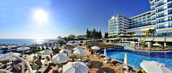 Hotel Azura Deluxe Resort Spa All Inclusive 5 Hrs Star Hotel In Alanya Antalya