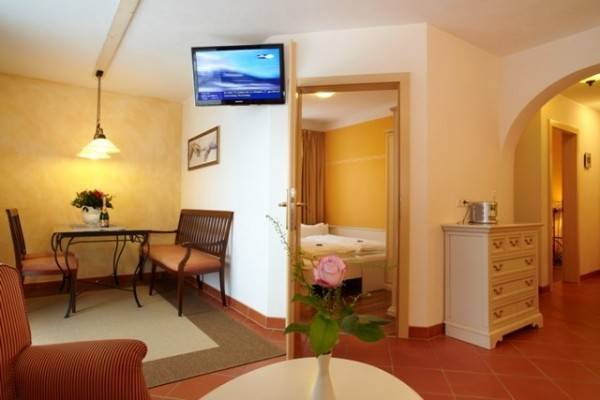 Hotel Landvilla Romantika