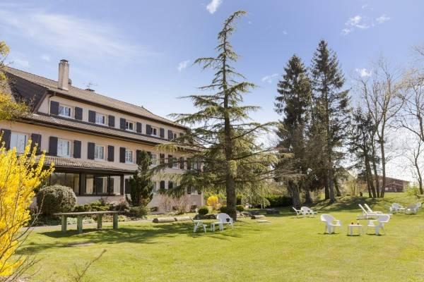 Hôtel Rey du Mont Sion The Originals City Saint-Julien-en-Genevois Sud (ex Inter-Hotel)