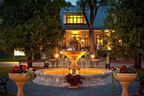 Hotel Skrunda Manor