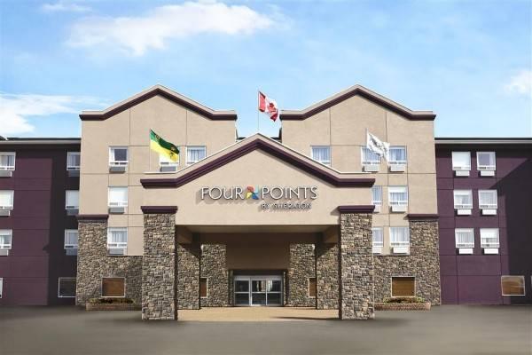 Hotel Four Points by Sheraton Saskatoon
