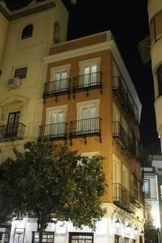 Hotel Apartamentos Sevilla Centro