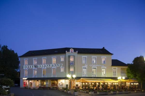 Hotel du Commerce Logis