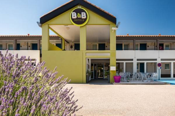 B&B Hotel Perpignan Sud Porte D'Espagne