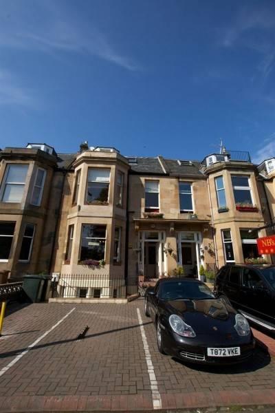 Hotel Edinburgh Caledonian Guest House